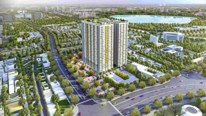 Bcons Plaza: dự án sở hữu nhiều điểm cộng trên đất Dĩ An