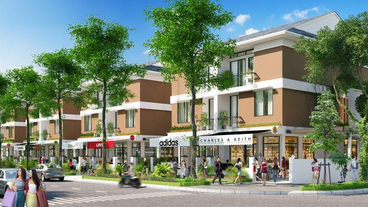 Anlac Green Symphony: dự án biệt thự thương mại đáng đầu tư