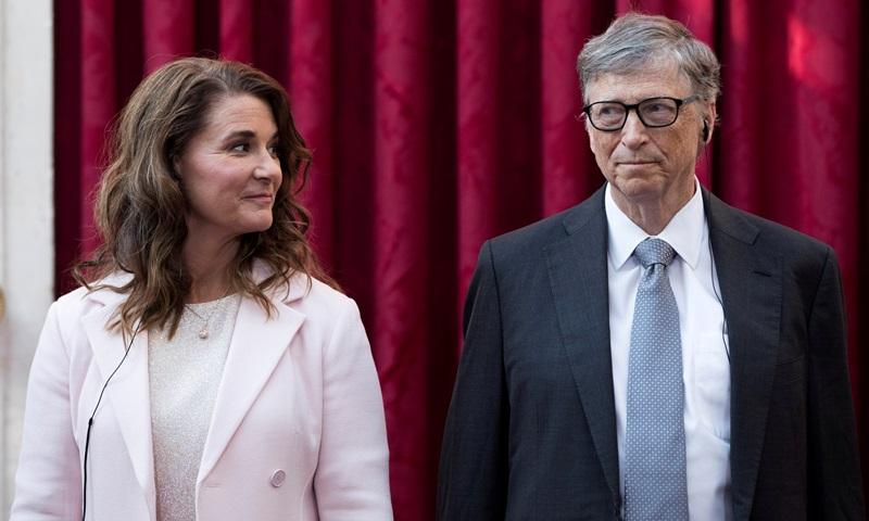 Bà Melinda France Gates chính thức trở thành nữ tỷ phú sau khi ly hôn với Bill Gates