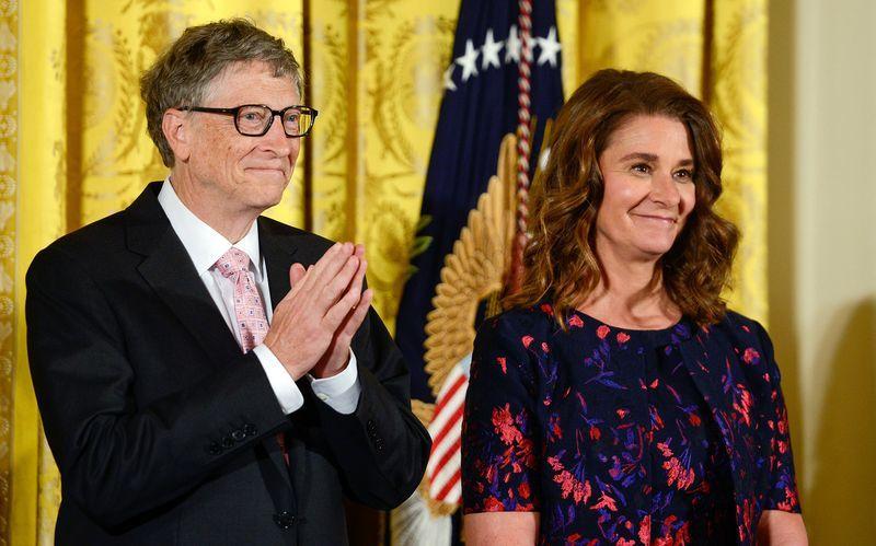 Bà Melinda chính thức trở thành nữ tỷ phú