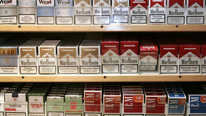 Ban hành quy định về việc dán tem điện tử cho rượu và thuốc lá