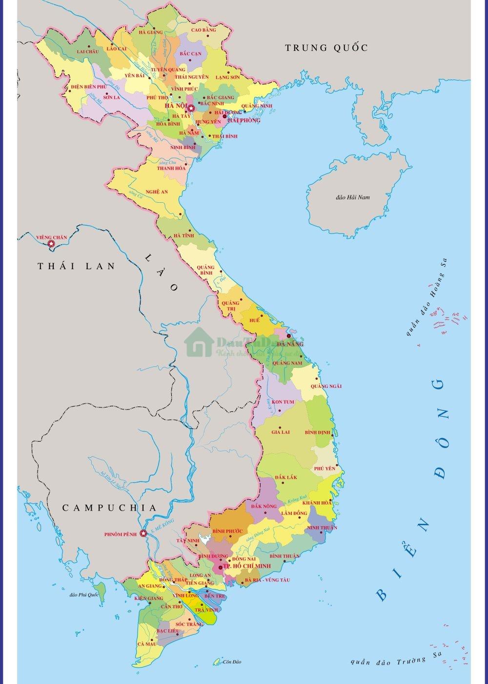 Việt Nam là đất nước có vị trí địa lý phù hợp và nền chính trị ổn định