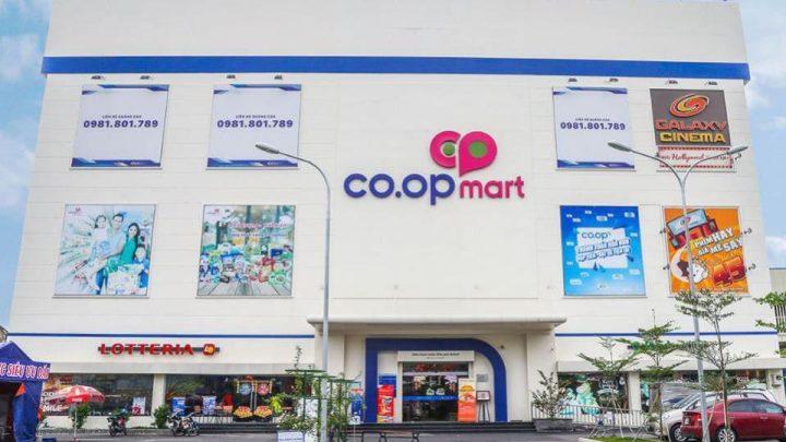 Co.opmart – Hệ thống siêu thị thuần Việt được người tiêu dùng yêu thích