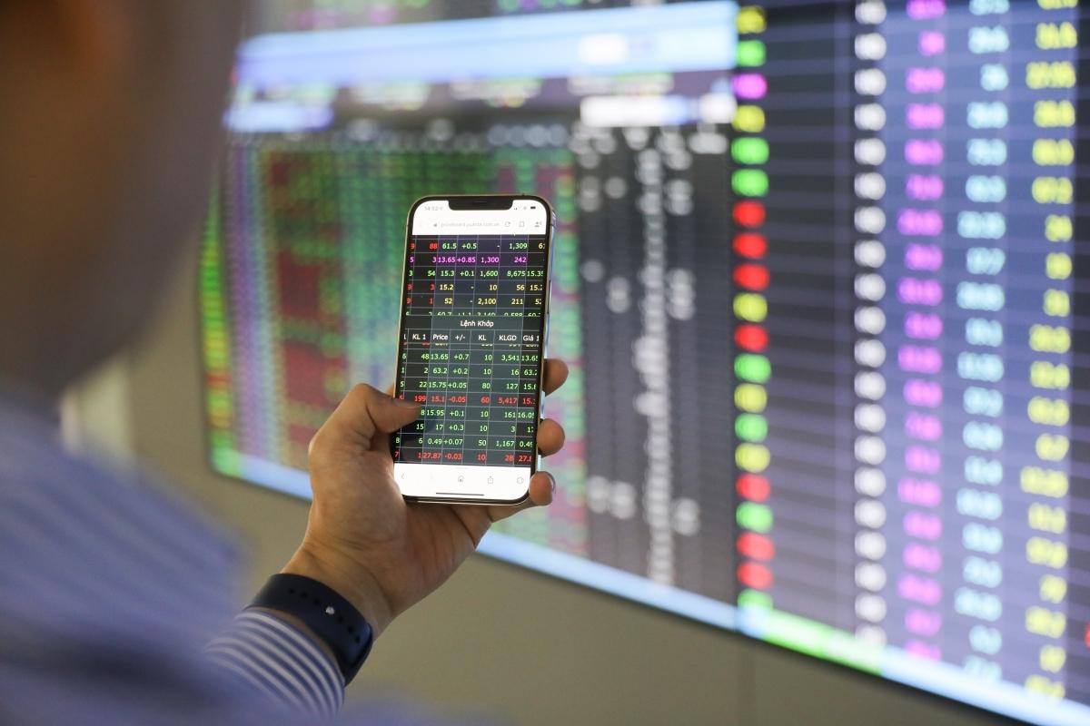 Cổ phiếu ngân hàng tăng mạnh trong một vài phiên giao dịch đầu tháng 5/2021