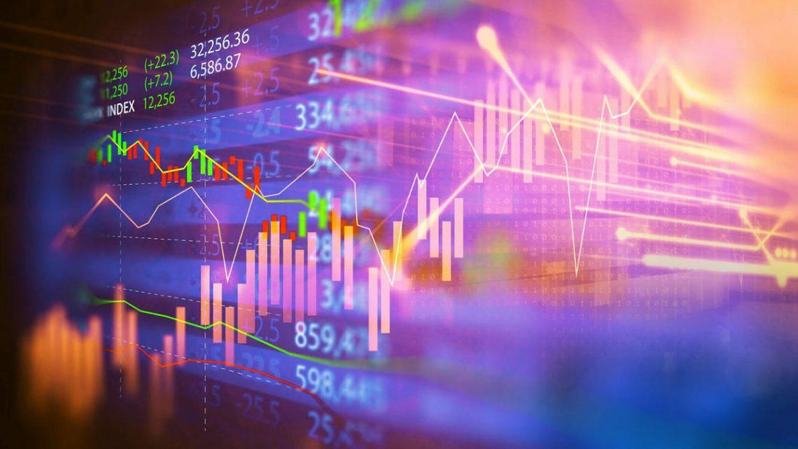 Cổ phiếu ngân hàng tăng mạnh đã giúp cho chỉ số VN-Index đóng cửa trong sắc xanh