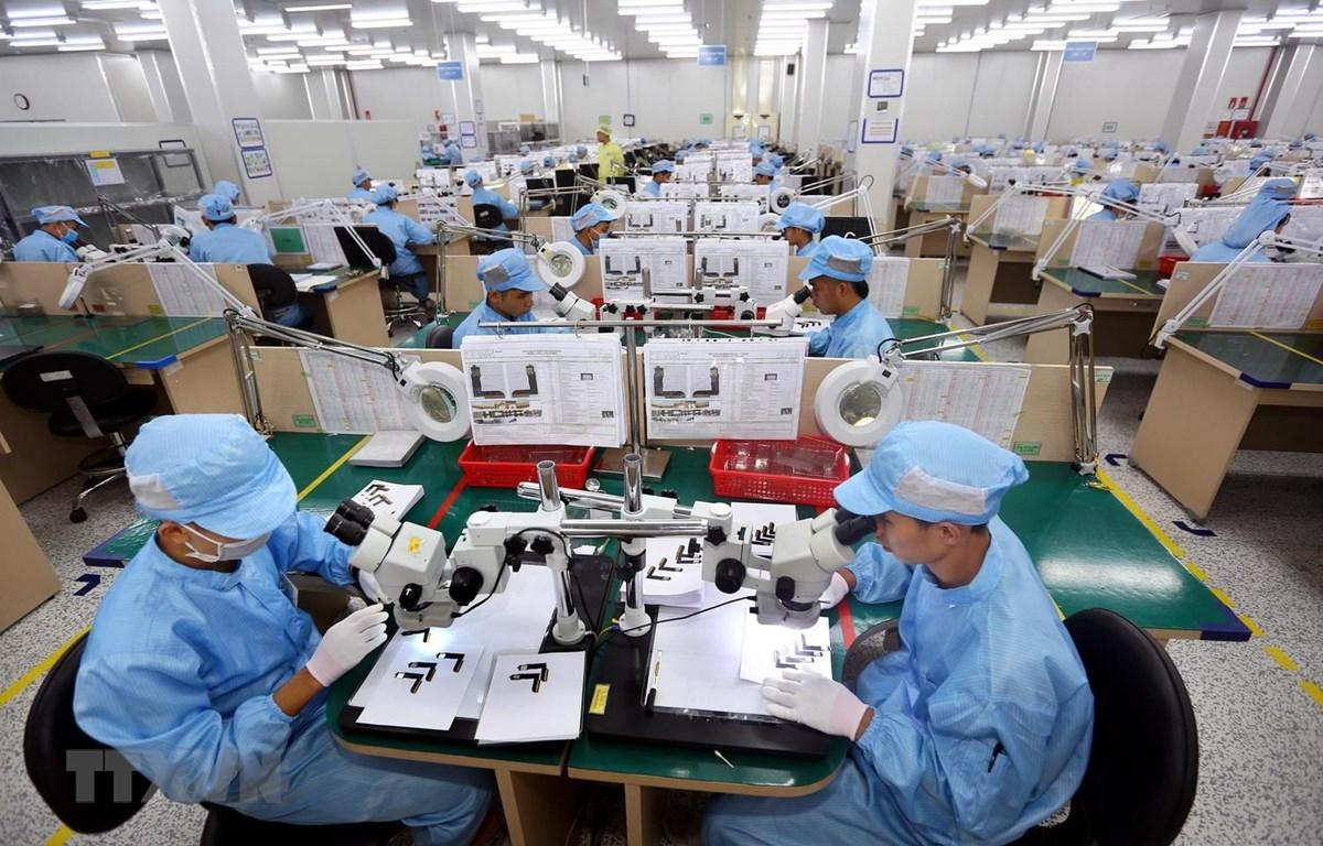 Việt Nam là một trong những quốc gia xuất khẩu điện tử lớn trên thế giới