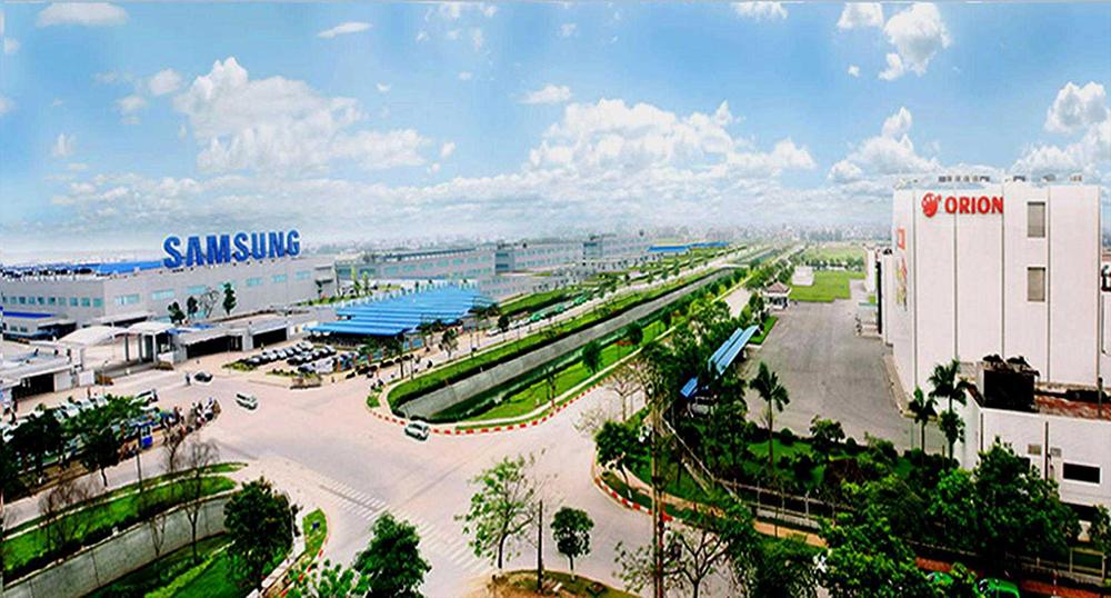 Các tên tuổi trên thị trường di động đang đưa ra kế hoạch xây dựng nhà máy ở Việt Nam