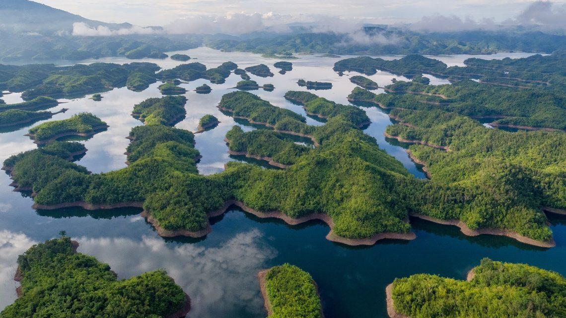 Đắk Nông: công bố siêu dự án khu đô thị du lịch sinh thái Hồ Đắk R'Tih