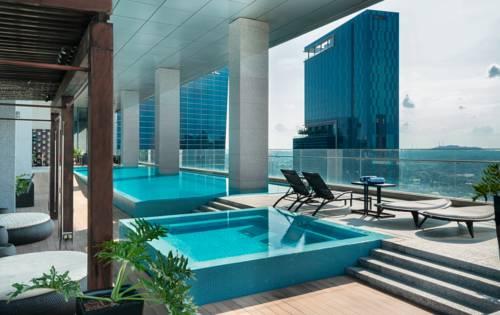Dự án Oasia Resort Sentosa sẽ mở cửa vào quý 2 năm nay