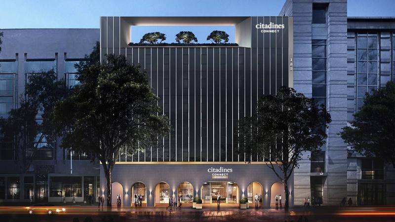 Dự án Citadines Connect chuẩn bị khai trương ở Singapore