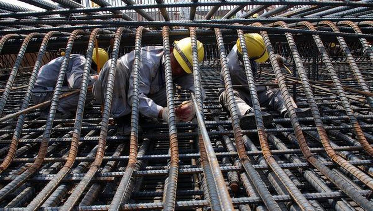 Nhóm cổ phiếu ngành xây dựng đang lao dốc và chưa có dấu hiệu dừng lại