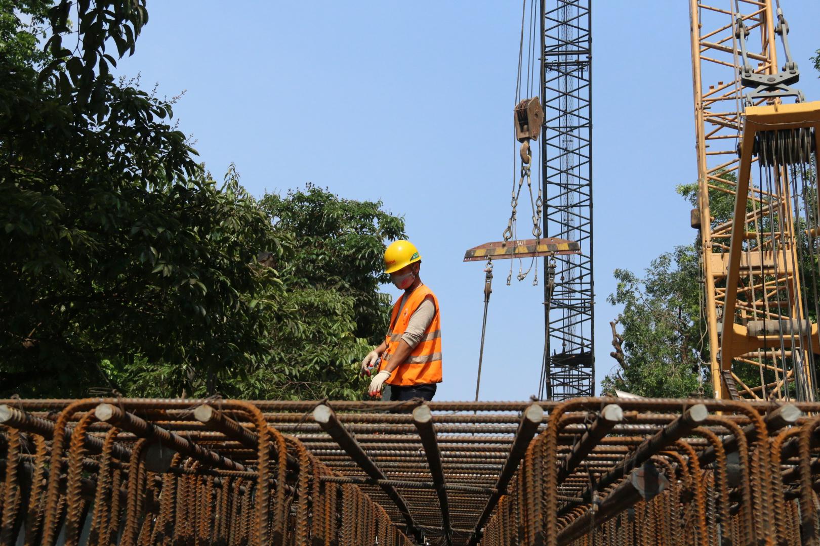 Cổ phiếu ngành xây dựng sụt giảm là điều không quá bất ngờ