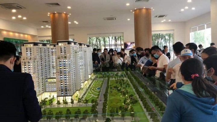 Giữa cơn sốt đất ở Hà Nội, giá bất động sản tăng ở các tỉnh vệ tinh?