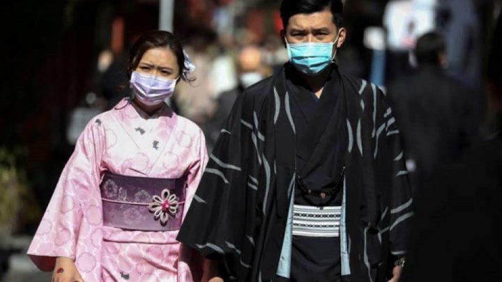 Kinh tế Nhật Bản đang bị dịch Covid đè bẹp