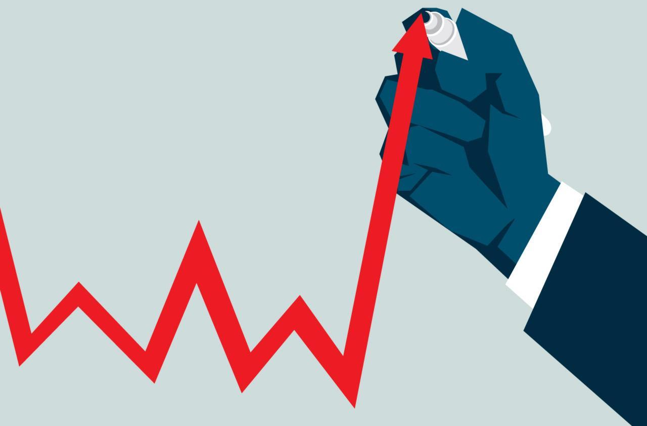 Chi tiêu tiêu dùng tăng