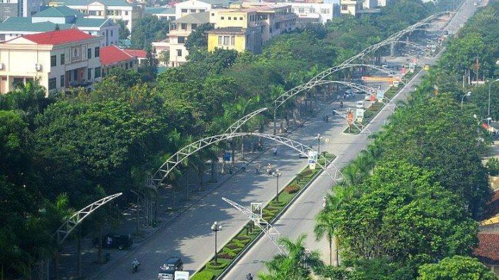 Thanh Hóa: Quyết định điều chỉnh dự án xây dựng thị trấn Triệu Sơn