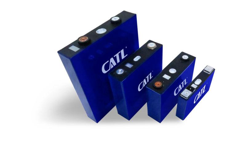 Pin xe điện của hãng CATL