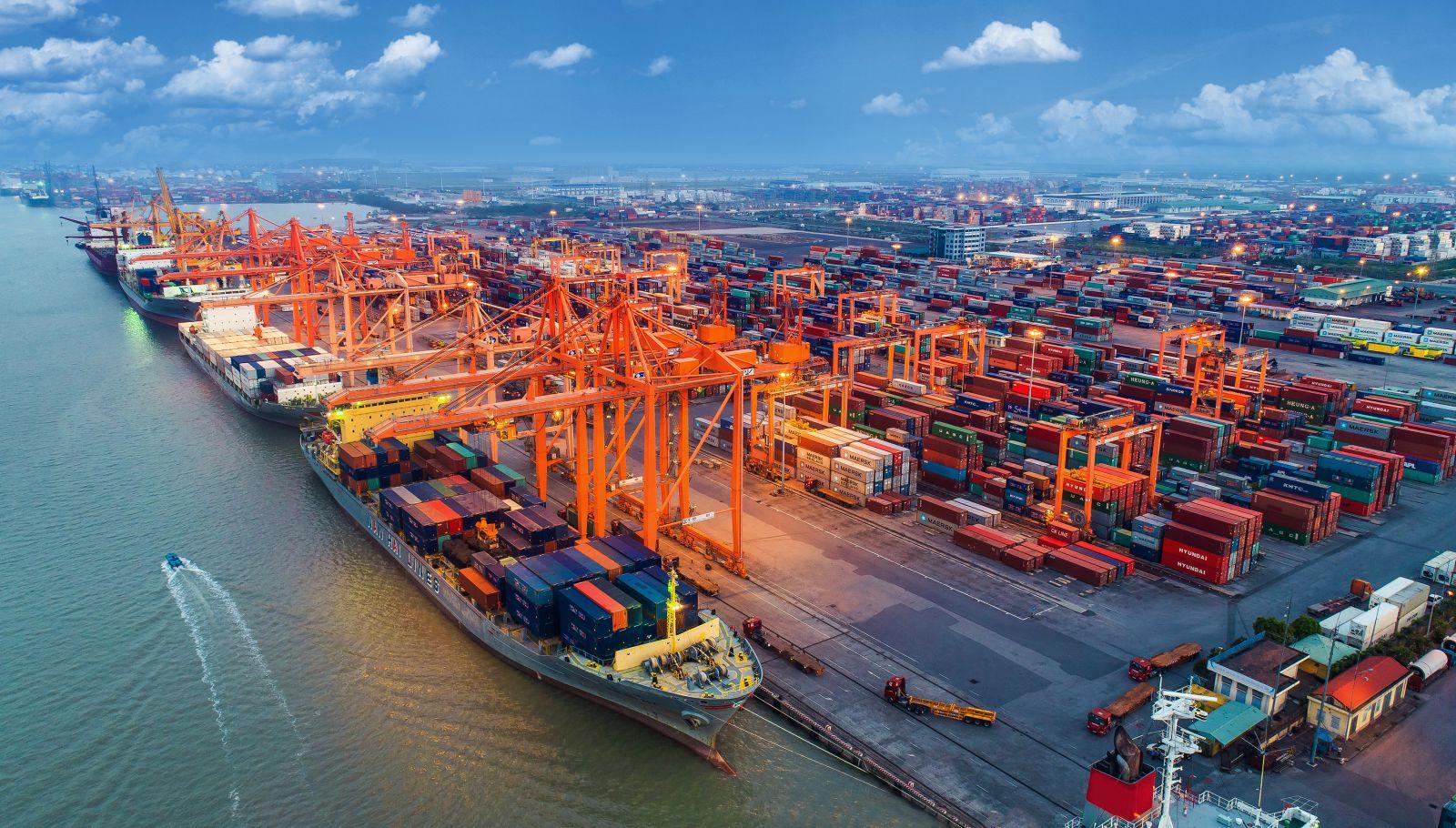 Ngành xuất nhập khẩu hàng hóa sẽ đạt 600 tỷ USD