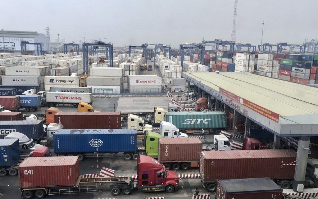 Ngành xuất khẩu hàng hóa có thể thăng hoa trong thời gian tới