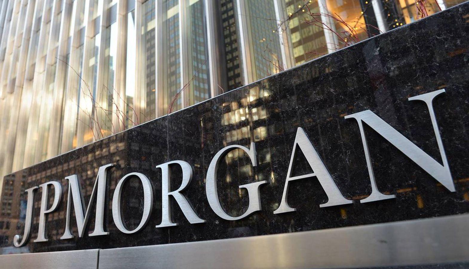 JPMorgan - ngân hàng lớn nhất nước Mỹ
