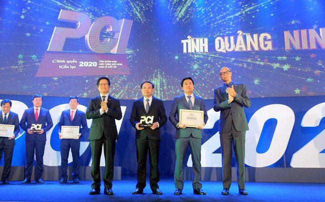 Quảng Ninh đứng đầu xếp hạng PCI 4 năm liên tiếp