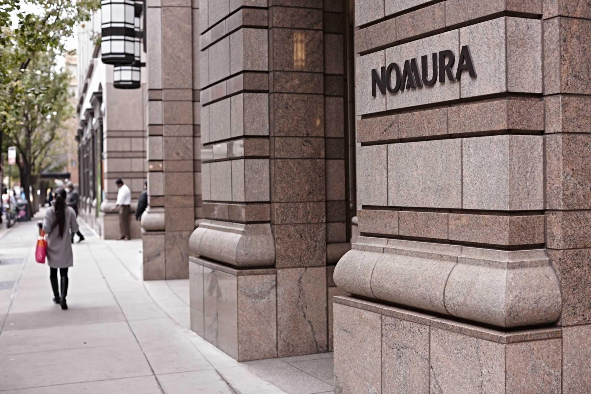 Nomura Holdings Inc. đã ghi nhận khoản lỗ khổng lồ