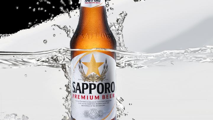 Sapporo Premium- Thương hiệu bia thượng hạng với công nghệ bia tươi độc quyền