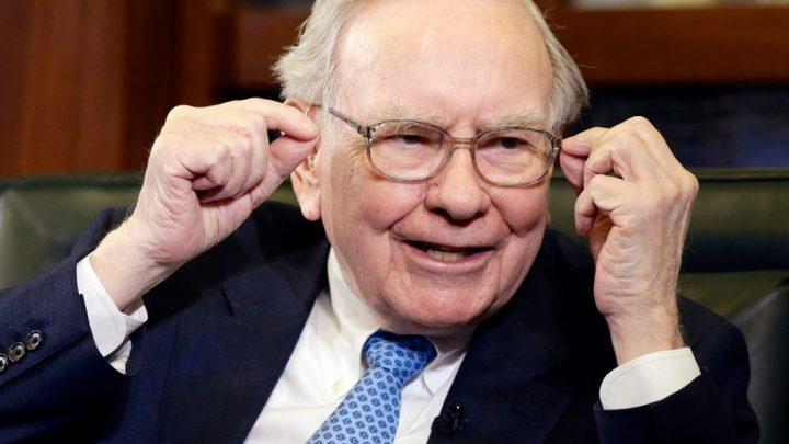 Tập đoàn Berkshire Hathaway của tỷ phú Warren Buffet có lợi nhuận tặng vọt