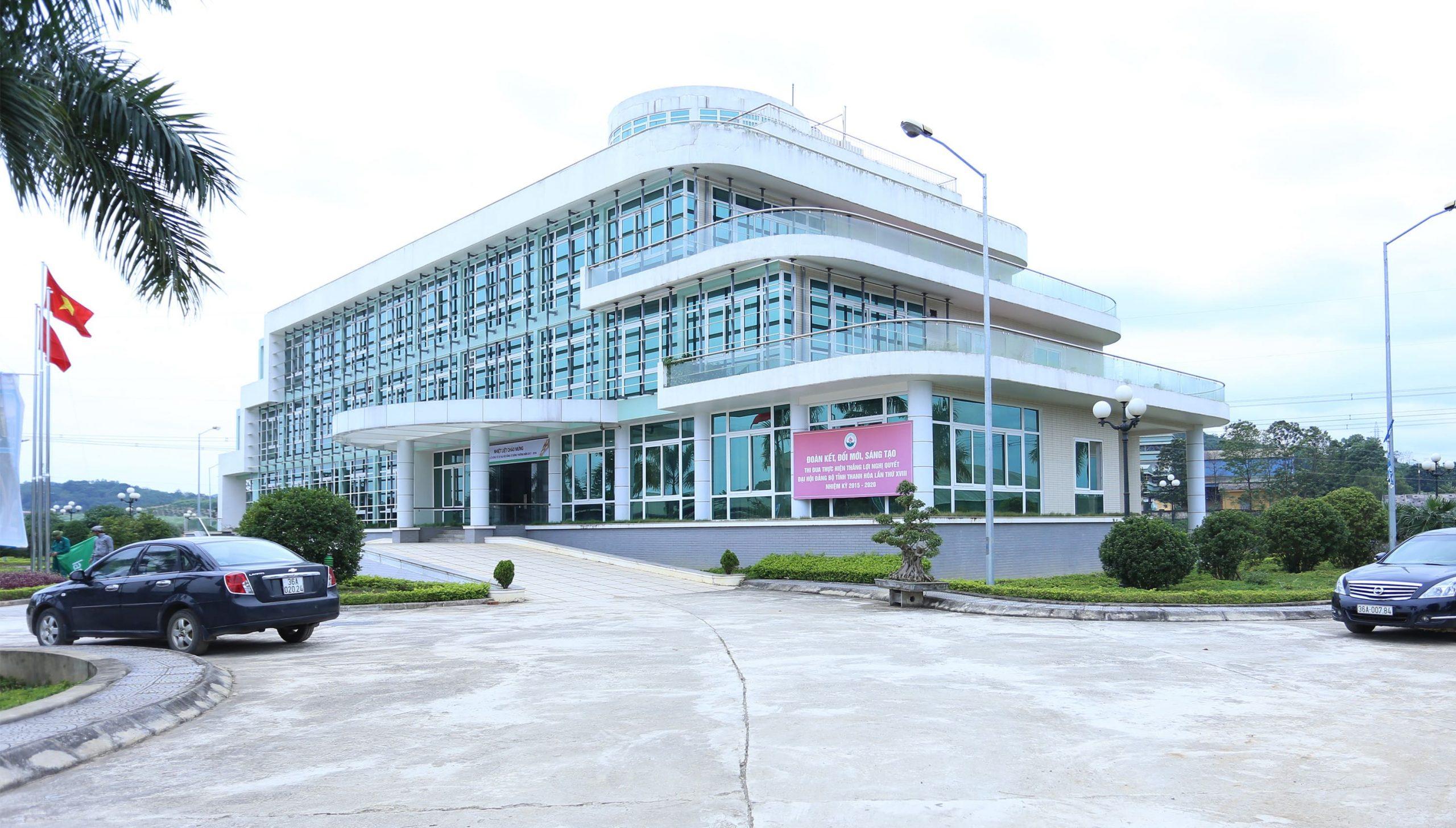 Công ty cổ phần mía đường Lam Sơn - Mã cổ phiếu LSS