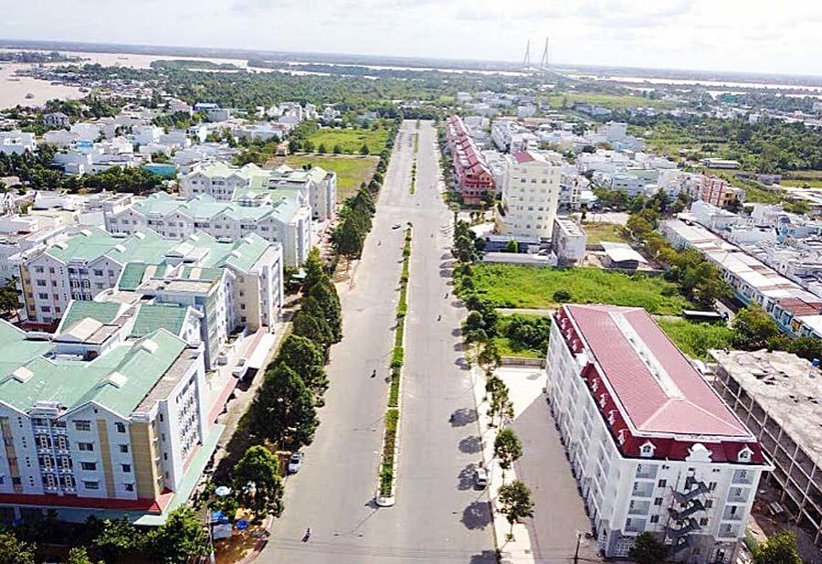 khu đô thị mới Hưng Phú
