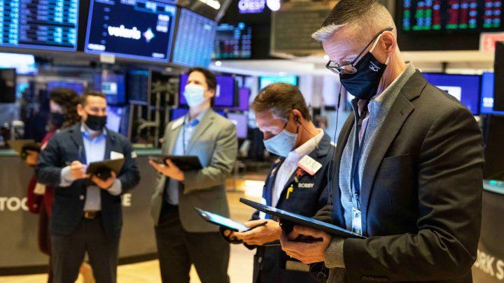 Thị trường chứng khoán Mỹ đi ngang chờ đợt kết quả kinh doanh