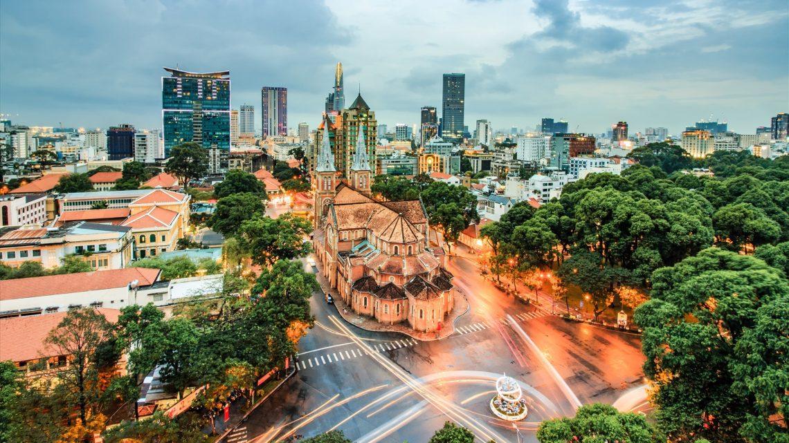 TP.HCM đang phát triển trở thành trung tâm kinh tế lớn trong khu vực ĐNÁ