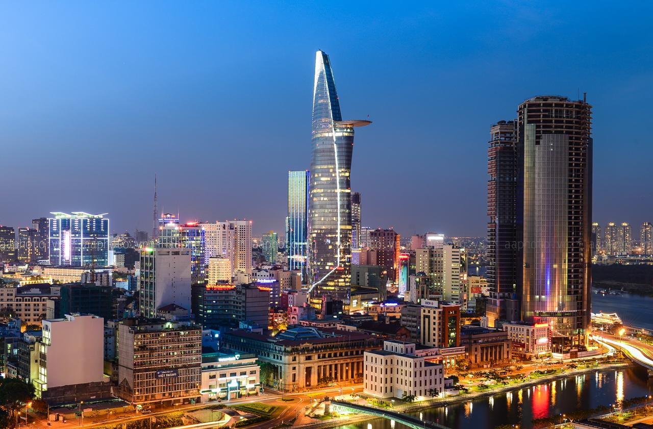 TP.HCM là một thành phố đáng kỳ vọng có thể trở thành trung tâm kinh tế lớn