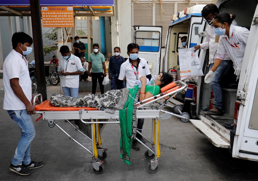 Số ca mắc Covid-19 tăng vọt tại Bangalore và phần lớn Ấn Độ