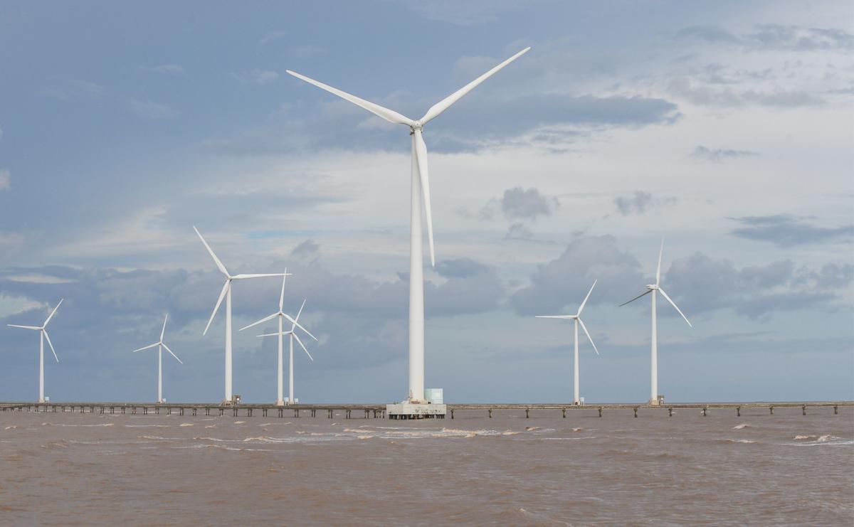 Dự án điện gió là một cơ hội để thu hút vốn đầu tư dài hạn