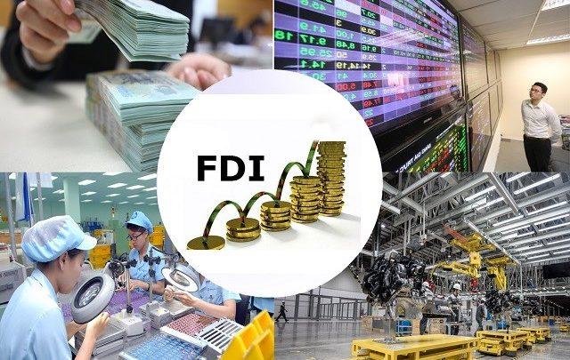 """Vốn FDI """"đổ"""" vào Việt Nam trong quý I/2021 tăng cao"""