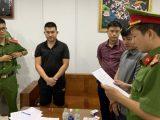 Công an Quảng Bình đã triệt phá thành công đường dây đánh bạc online