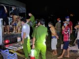 Kiên Giang bắt quả tang 27 người đánh bạc giữa mùa dịch